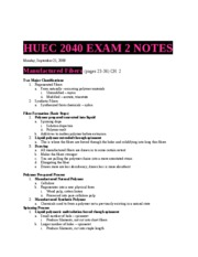 HUECEXAM_2_NOTES