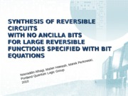 2011-0016-MMD_and_MP_reversible_synthesis