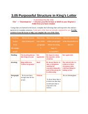 3.05 Purposeful Structure in King's Letter (1).docx