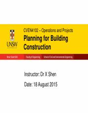 Lecture 4 - Planning for Building Construction.pdf