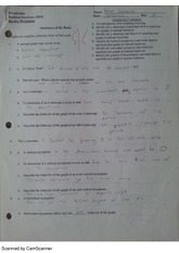 Rational Functions Exam Review