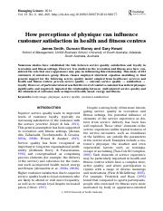 Perception of physique, satisfaction.pdf