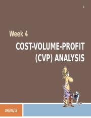 Week 4 - Cost-Volume-Profit Analysis (complete).ppt