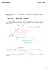 Week 2-1 Lecture on Engineering Math 1