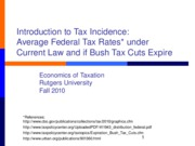 incidence+lecture+on+effective+tax+rates