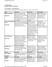 rubric_project_1