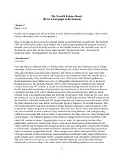 The Netsilik Eskimo first set of pages to know (Sp16).docx
