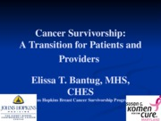 Cancersurvivorship3.16.11