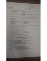 SOCI 2013 Quizzes 1-4, Exams 2,3,Final, Exams 1,2,3,4,5,Final Study Guides