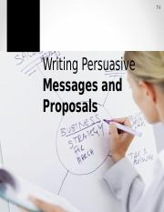 Messages and Proposals.ppt