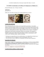CAS AH112 Introduction to Art History II Syllabus (1).docx
