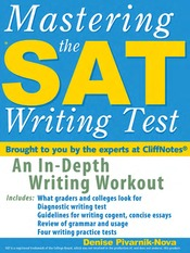 Mastering the SAT Writing Test An In-Depth Writing Workout