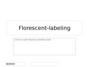 Florescent-labeling
