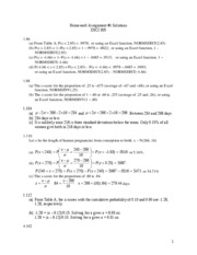 Assignment _1 solutions