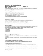 Printables Psychsim 5 Worksheet Answers psychsim 5 colorful world dark gray of black since there is no 2 pages psychsim5 auditorysystem