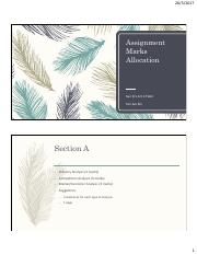 Assignment Marks Allocation.pdf