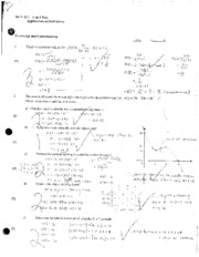 Chapter 3 test solutions b