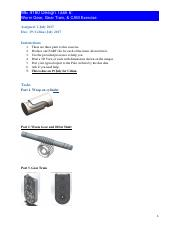 ME 4160 Design Task 6 worm gear and cam and others.pdf