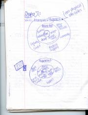 Student Generated  Chapter Seven Diagrams Study Guide Notes