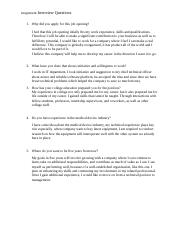 William Interview Questions.docx