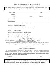 Work Permit Application Form (4-2015)