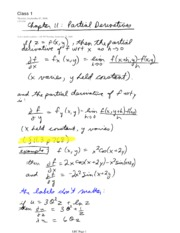 Calculus 3 Lecture Notes (full set)
