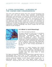 Coral Bleaching a reef manager's guide (excerpts from Chapter 4)