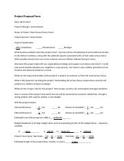 River House Privacy Fence Project Proposal Form (M1A1).docx