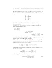 Engineering Calculus Notes 274