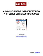 A Comprehensive Introduction to Photoshop Selection Techniques.pdf