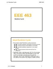 EEE463-Lect3-RankineCycle.pdf