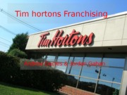 timhortonsfranchising11-091120084211-phpapp01