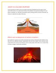WHAT IS A VOLCANIC ERUPTION.docx