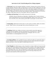 1 Instructions on Critical Reading and Note taking.pdf