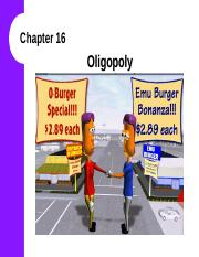Lecture12ch16 -Oligopoly.ppt