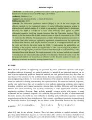 Research report_Format_Journal4