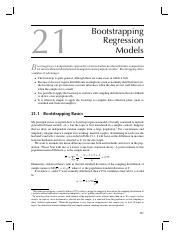 bootstrap(1)