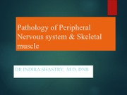 Peripheral Nerve and Skeletal Muscle modified-1