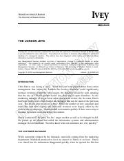 london jets case question full.pdf