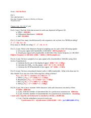 HW2 Answers TDC 460 Fall 100716.docx
