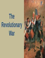3.21 - Revolutionary War-1.pptx