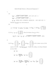 MATH 225 Homework 5 Solutions