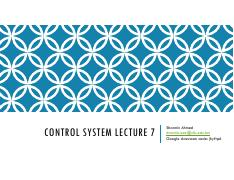 Control system lecture 7.pdf