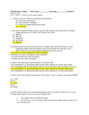 Exam2B Answer Key