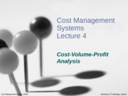 CMS_Lecture_4_-_CVP_Analysis