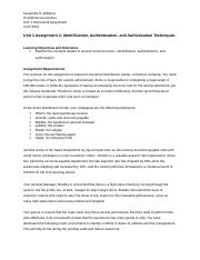is3230 unit 4 assignment 1 chris wigint Is3230 at gren-ebookee-shoporg - download free pdf files,ebooks and documents of is3230 scin 130 lab 5 worksheet free essays 1 - 30 free essays on scin 130 lab 5 worksheet for students.
