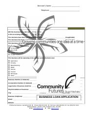 BusinessLoanApplication2007.doc