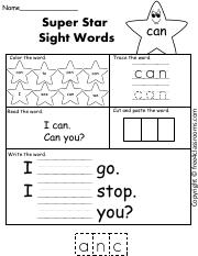 super_star_sight_word_can_free4classrooms