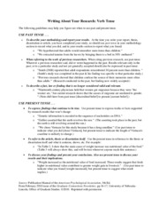 Use of Tense in Scholarly Writing.pdf
