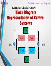 3. Block Diagram Representation of Control Systems.ppt